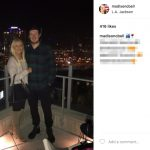 Ryan Johansen's Girlfriend Madison Bell - Instagram