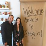 Sergio Garcia's girlfriend Angela Akins -Instagram