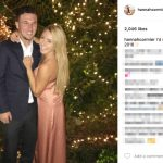 Alex Bregman's girlfriend Hannah Cormier- Instagram