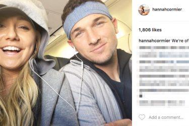 Alex Bregman's girlfriend Hannah Cormier - Instagram