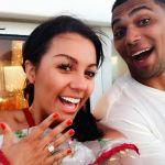 Chris Wormley's Girlfriend Alexis Dings -Instagram