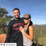 Cody Garbrandt's Girlfriend Danny Pimsanguan-Instagram