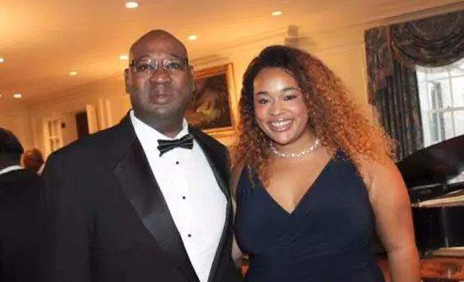 Cortez Kennedy's Wife Nicole Kennedy