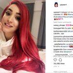Edwin Encarnacion's Girlfriend Karen Yapoort - Instagram