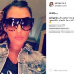 George Hill's Girlfriend Samantha Garcia -Instagram