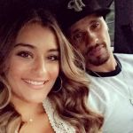 George Hill's Girlfriend Samantha Garcia - Instagram