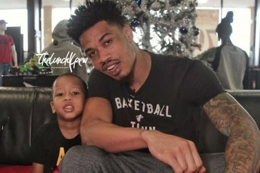 Gerald Green Son Geremiah Green