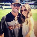 Hunter Strickland's wife Shelly Strickland -Instagram