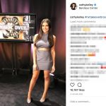 Is Finn Balor's Girlfriend Cathy Kelley-Instagram