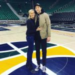 Joe Ingles' Wife Renae Ingles- Instagram