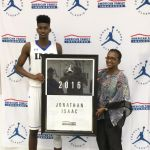 Jonathan Isaac's Mother Jackie- Instagram
