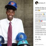 Jonathan Isaac's Mother Jackie -Instagram