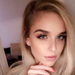 Keon Broxton's Girlfriend Dominique Alexa-Instagram