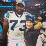 Michael Oher and Sister Collins Tuohy