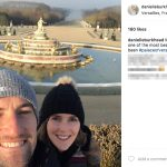 Rex Burkhead's Wife Danielle Burkhead-Instagram