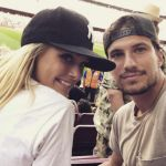 Roman Josi's Girlfriend Ellie Ottaway -Instagram
