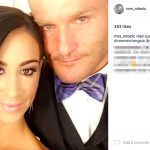 Stipe Miocic's Wife Ryan Miocic- Instagram