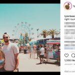 Tyler Beede's Wife Allie DeBerry - Instagram
