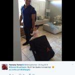 Yasmany Tomas' wife Melissa Tomas-Twitter