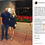 Yonder Alonso's wife Amber Alonso -Instagram