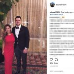 Adam Duvall's Girlfriend Michelle Carroll-Instagram