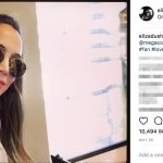 Andrew Benintendi's girlfriend should be Eliza Dushku - Instagram