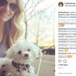 Andrew Benintendi's girlfriend should be Heidi Watney - Instagram