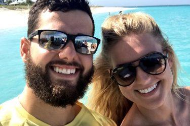 Cam Bedrosian's Girlfriend Cassie Dunn - Twitter