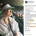 Charlie Blackmon's girlfriend should be Daakota Fanning - Instagram