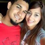 Franklin Barreto's Girlfriend Michelle Vega -Instagram