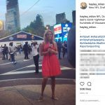 Is Justin Bour's Girlfriend Hayley Milon? -Instagram