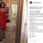 Is Kristaps Porzingis' Girlfriend Abigail Ratchford-Instagram