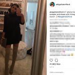 Is Kristaps Porzingis' Girlfriend Abigail Ratchford -Instagram