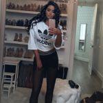Is Kristaps Porzingis' Girlfriend Abigail Ratchford - Instagram