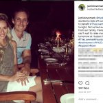 Jamie Lovemark's Wife Tiva Lovemark-Instagram