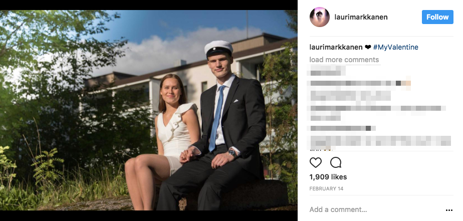 Lauri Markkanen's Girlfriend Verna Aho