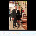 Rafa Cabrera Bello's Girlfriend Sofia Lundstedt -Twitter