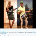 Rafa Cabrera Bello's Girlfriend Sofia Lundstedt- Twitter