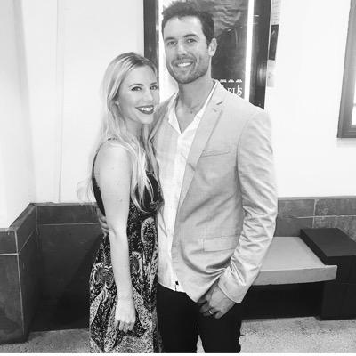 Robbie Ray's Wife Taylor Ray