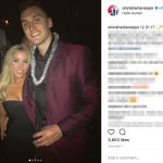 Sam Dekker's girlfriend Olivia Harlan -Instagram