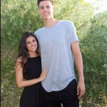 Zach Collins' Girlfriend Angelica Payne - Twitter