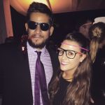 Brad Hand's Wife Morgan Hand -Instagram