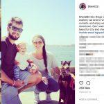 Brad Hand's Wife Morgan Hand- Instagram