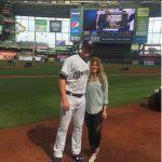 Corey Knebel's wife Danielle Knebel-Instagram