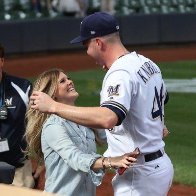 Corey Knebel's Wife Danielle Knebel