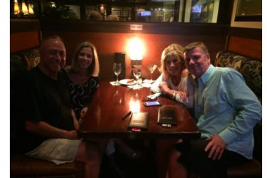 Jerry Remy's wife Phoebe Remy - Twitter