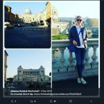 Johanna Konta's Boyfriend Kether Clouder-Twitter