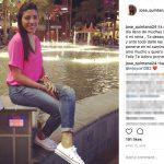 Jose Quintana's Wife Michel Quintana - Instagram
