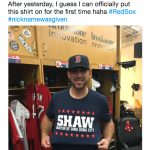 Travis Shaw's Wife Lindy Berry Shaw- Twitter