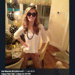 Brandon Morrow's Wife Lily Morrow-Twitter